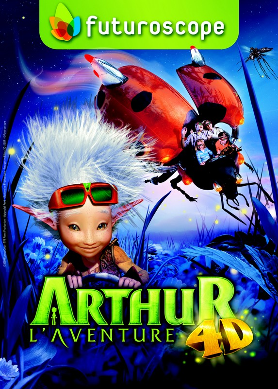 Theme Park Review Arthur The 4d Adventure
